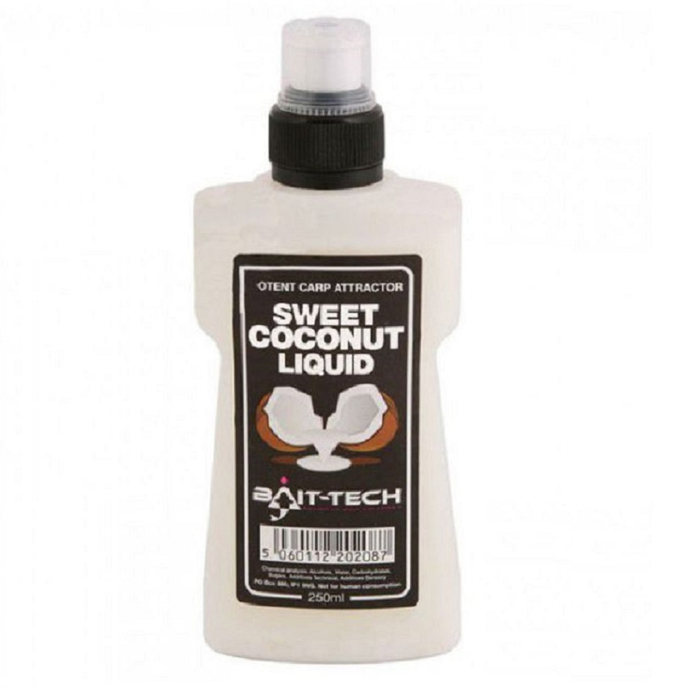 BAIT TECH LIQUID SWEET COCO NUT EL CARPODROMO 2 2