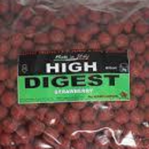 CARP ZONE HIGH DIGEST STRAWBERRY 20 MM 3 KG EL CARPODROMO