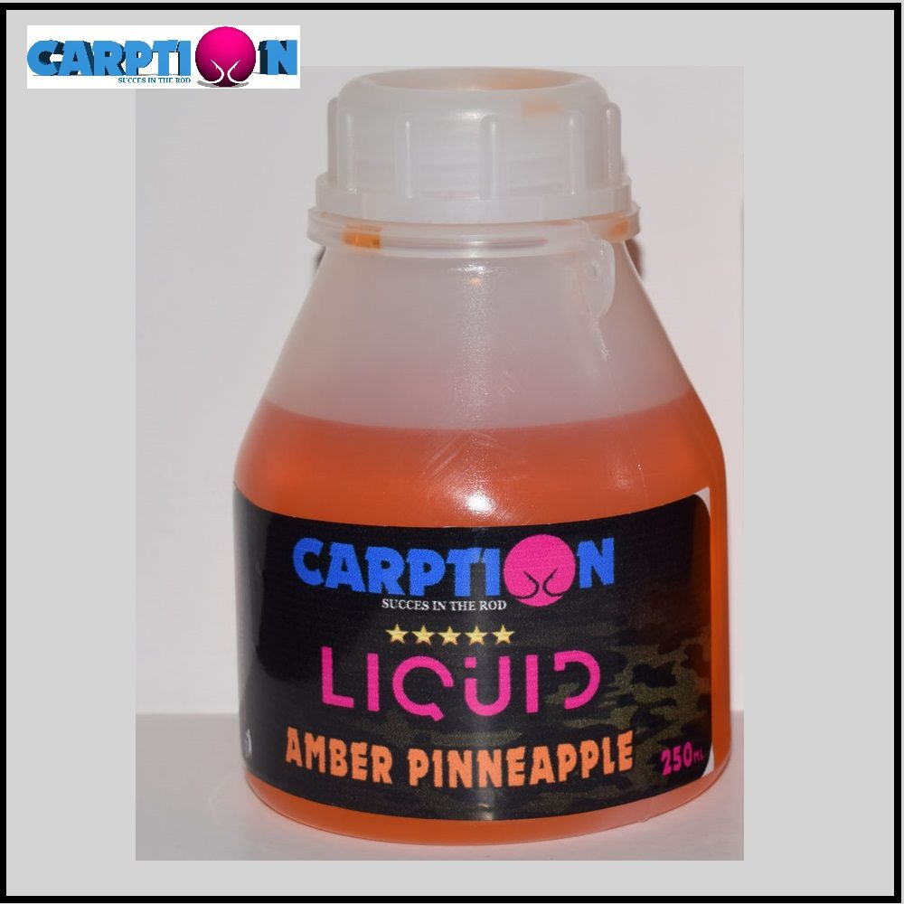 CARPTION LIQUIDO AMBER PINEAPPLE 250 ML EL CARPODROMO