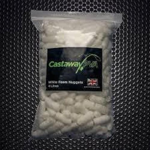 CASTAWAY PVA WHITE FOAM NUGGETS 4 L EL CARPODROMO