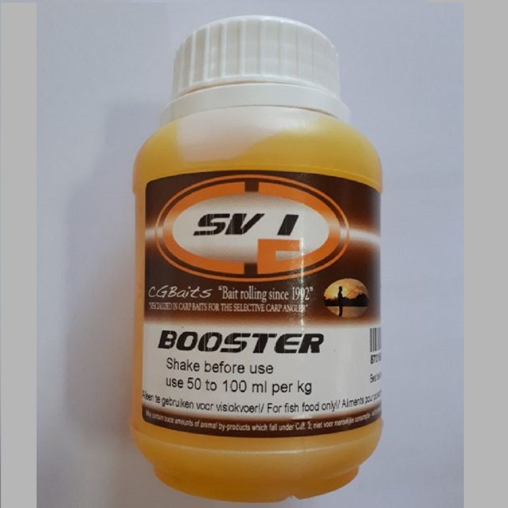 CG BAITS BOOSTER SV1 250 ML 2222