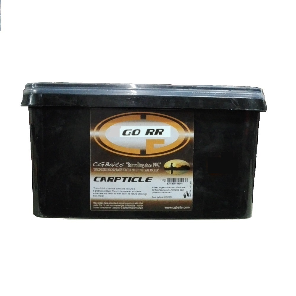 CG BAITS CARPTICLE GO RR 3 L EL CARPODROMO