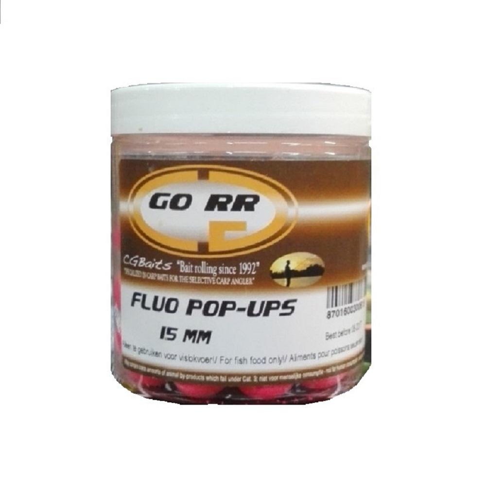 CG BAITS POP UPS GO RR 70 G 15 MM EL CARPODROMO