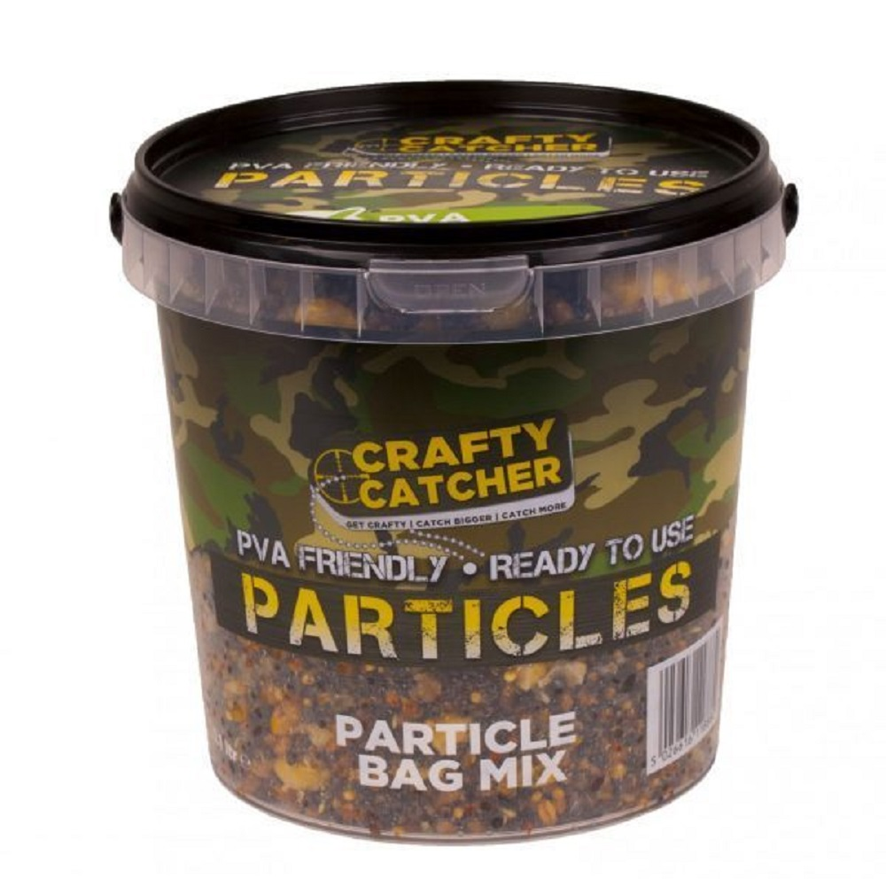 CRAFTY CATCHER PARTICLES BAG MIX 1.1 L EL CARPODROMO