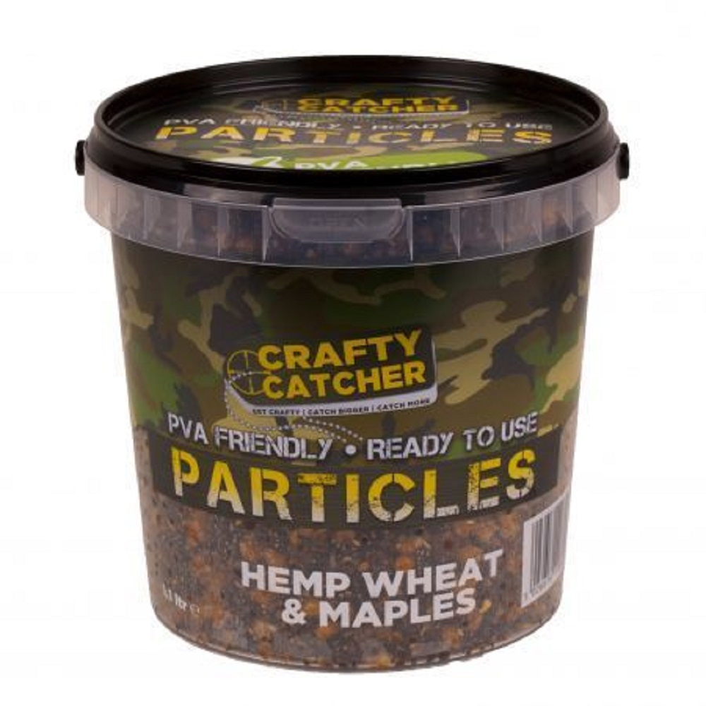 CRAFTY CATCHER PARTICLES HEMP WHEAT MAPLES 1.1 L EL CARPODROMO