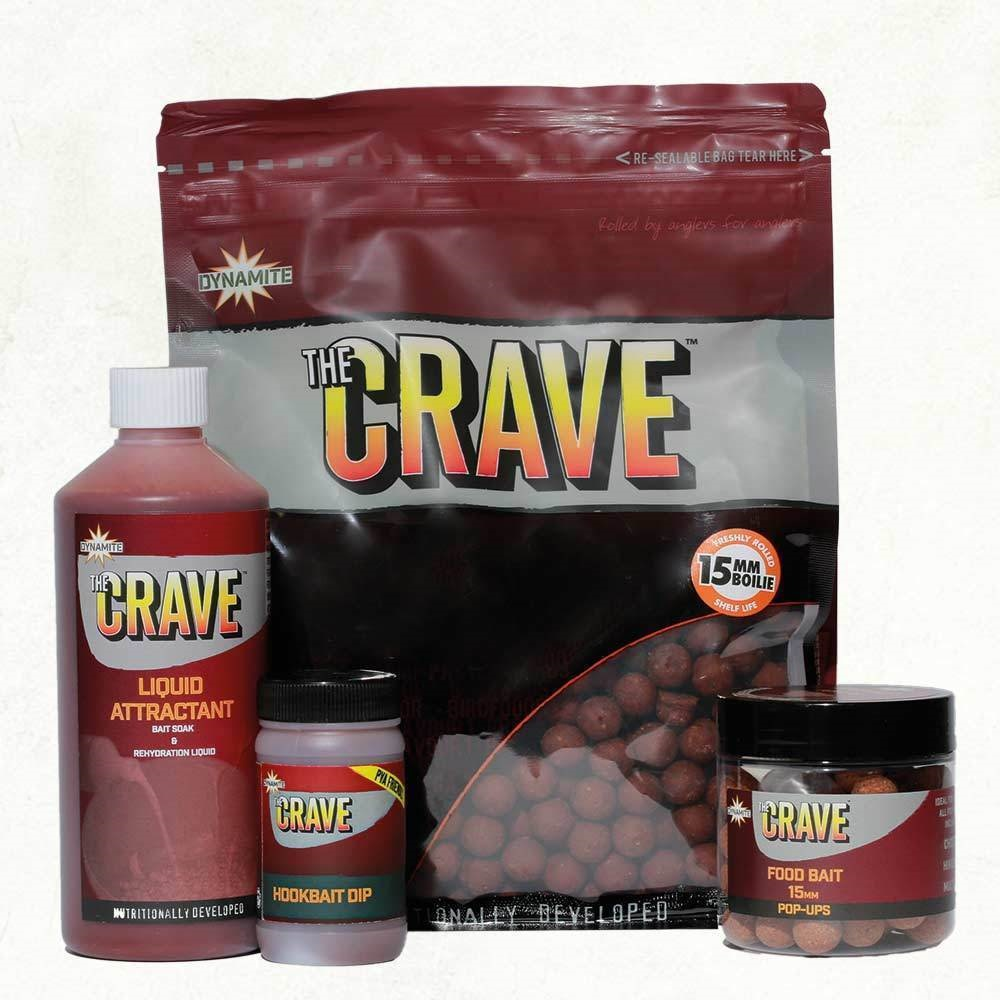DYNAMITE BAITS BOILIES THE CRAVE 20 MM 1 KG EL CARPODROMO