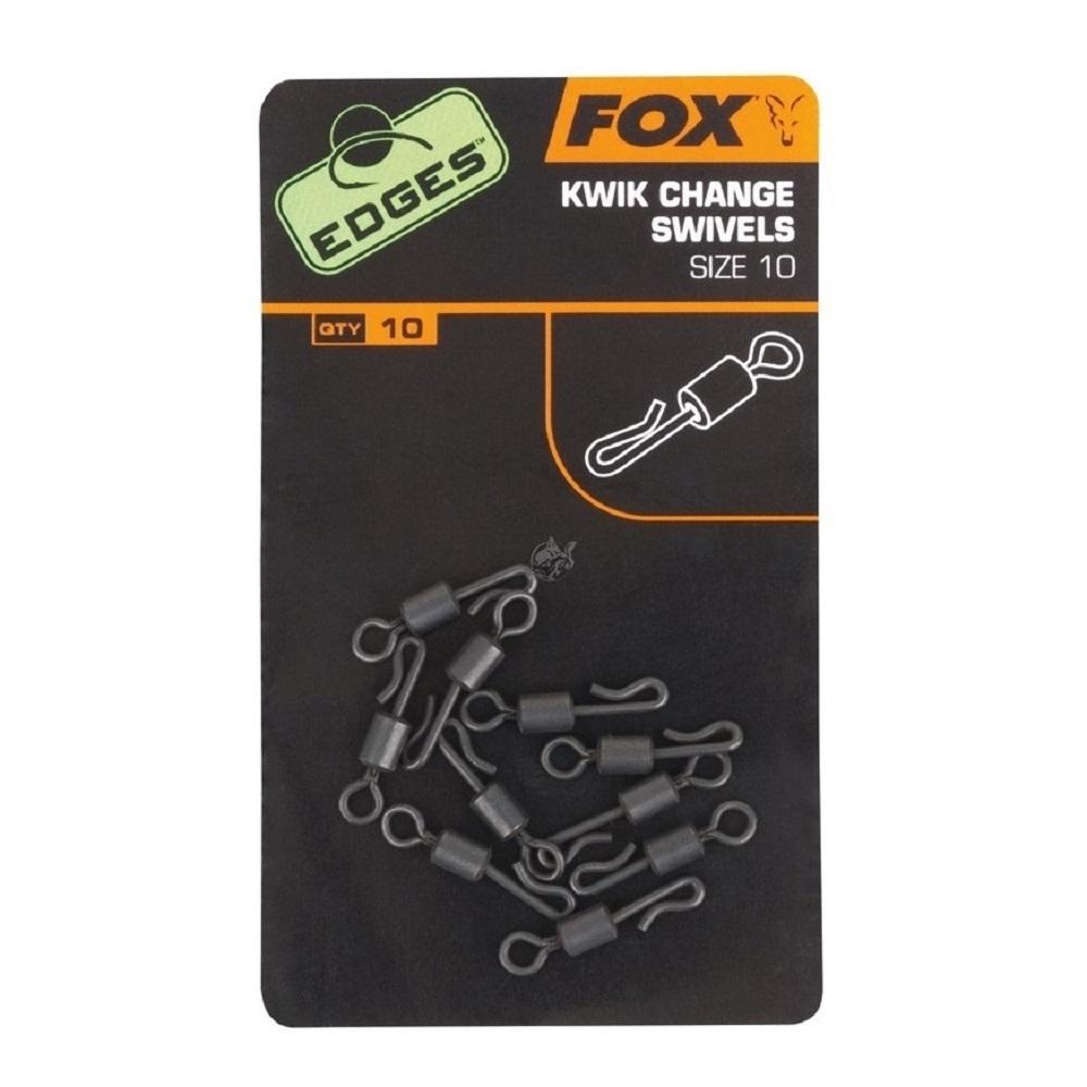 FOX EDGES KWIK CHANGE SWIVELS EL CARPODROMO