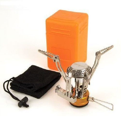 FOX HORNILLO CANISTER STOVE 1