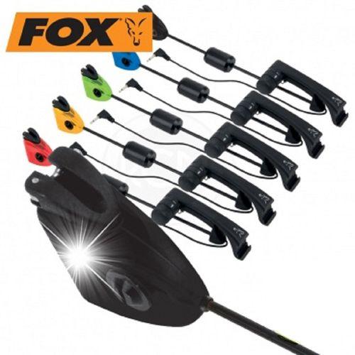 FOX MK2 ILLUMINATED SWINGER BLACK INDICADOR
