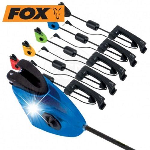 FOX MK2 ILLUMINATED SWINGER BLUE INDICADOR