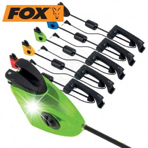 FOX MK2 ILLUMINATED SWINGER GREEN INDICADOR