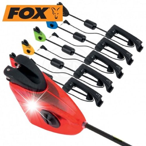 FOX MK2 ILLUMINATED SWINGER RED INDICADOR