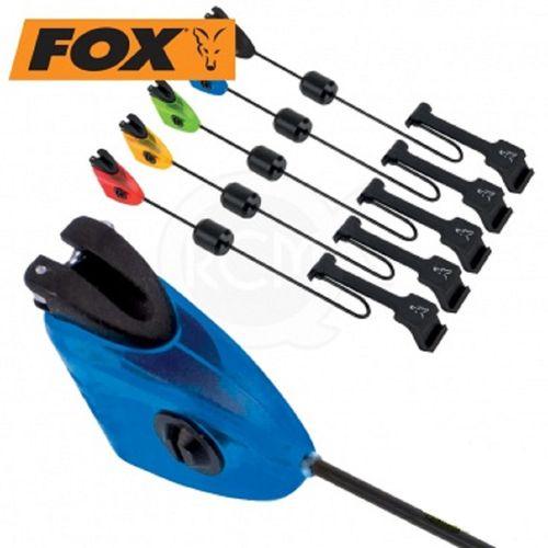 FOX MK3 SWINGER BLUE INDICADOR