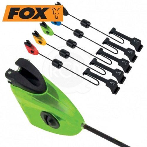 FOX MK3 SWINGER GREEN INDICADOR