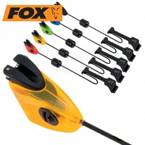 FOX MK3 SWINGER ORANGE INDICADOR