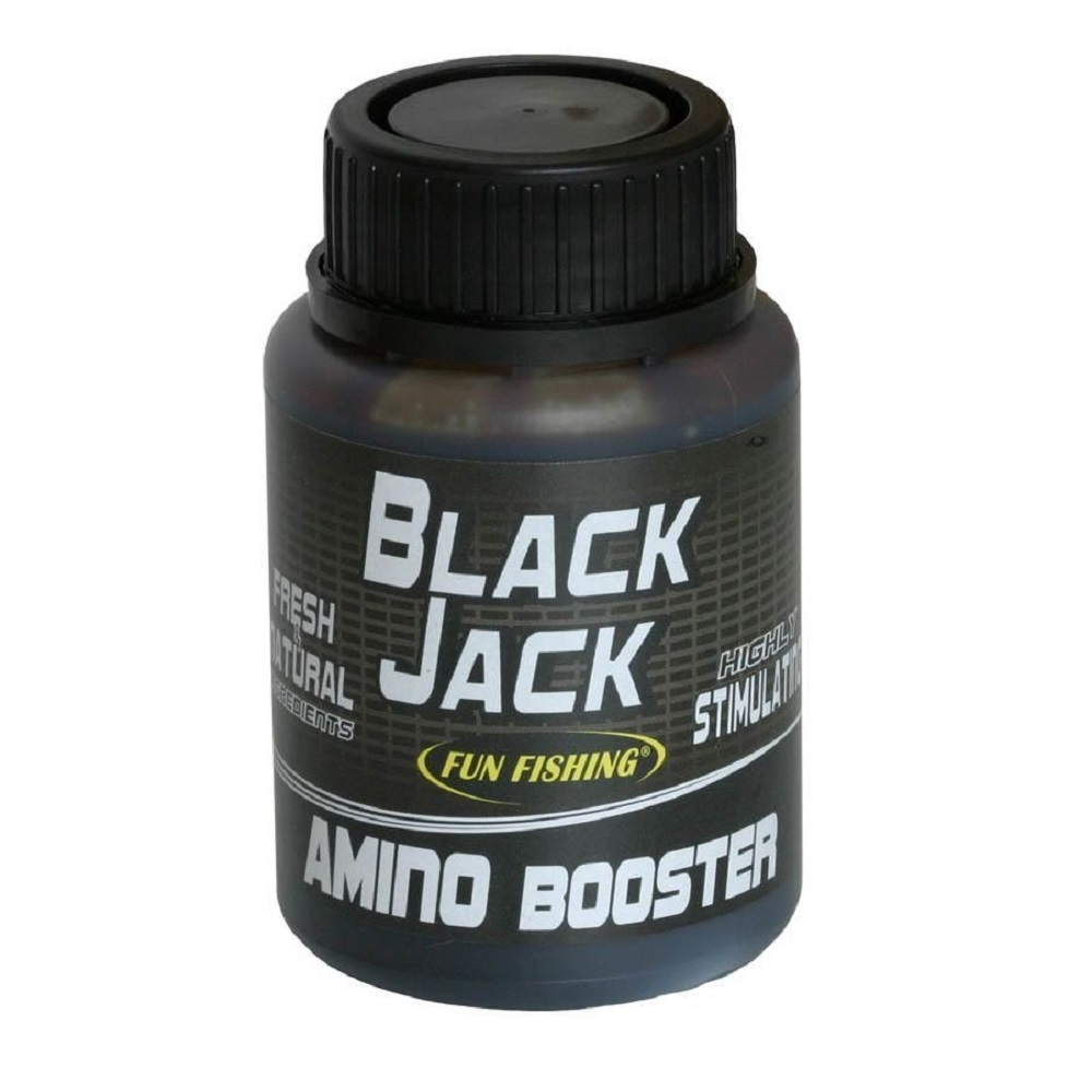 FUN FISHING AMINO BOOSTER BLACK JACK EL CARPODROMO