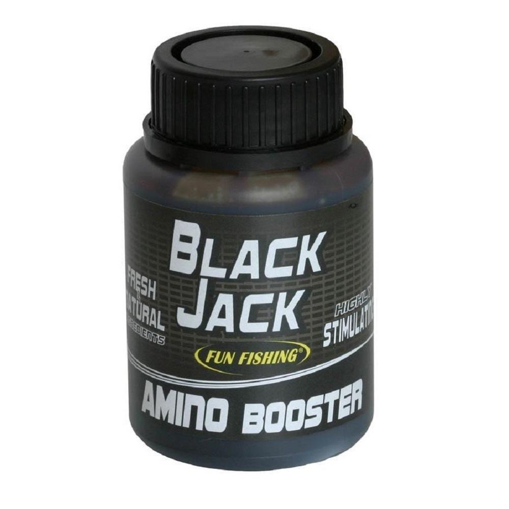 FUN FISHING AMINO BOOSTER BLACK JACK EL CARPODROMO