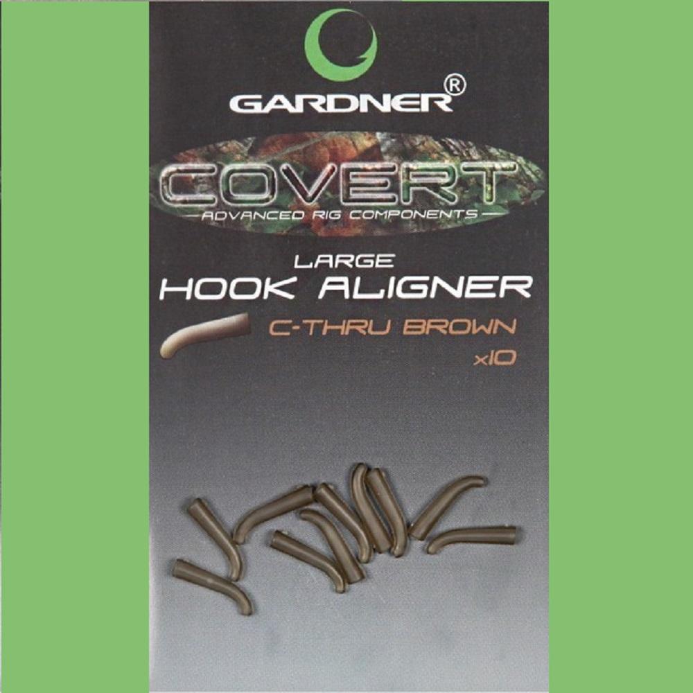 GARDNER COVERT HOOK ALIGNER LARGE BROWM EL CARPODROMO