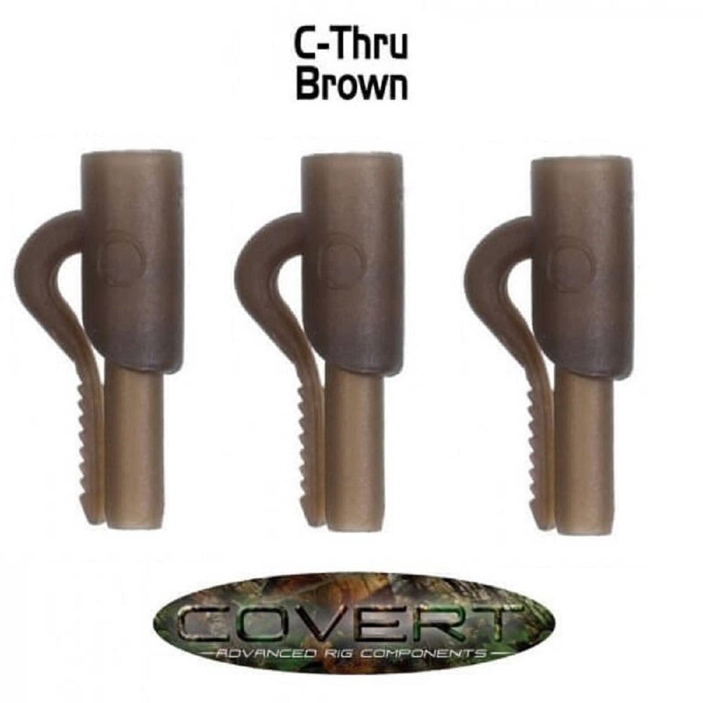 GARDNER COVERT LEAD CLIPS C THRU BROWN EL CARPODROMO