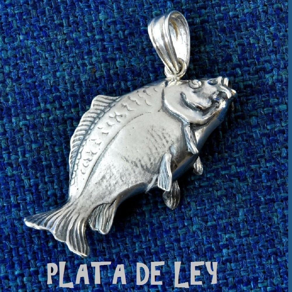 GOLGANTE CARPA PLATA DE LEY EL CARPODROMO