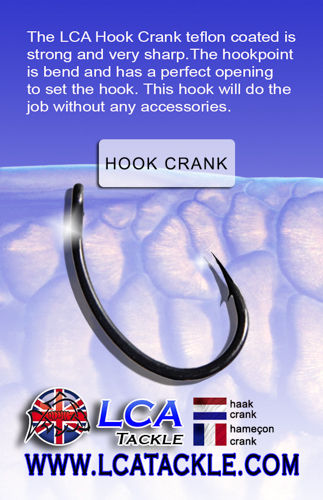 LCA TACKLE HOOK CRANK Nº 6