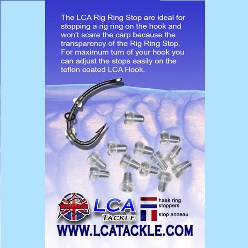 LCA TACKLE RIG RING STOP EL CARPODROMO