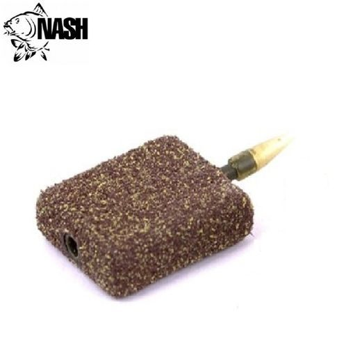 NASH IN LINE FLAT SQUARE WEED SILT 15 LBRS 42 G