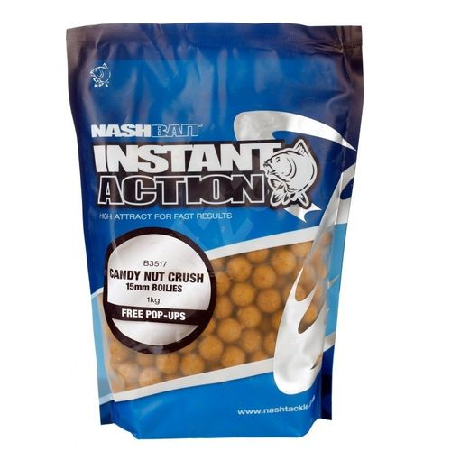 NASH INSTANT ACTION CANDY NUT CRUSH 1Kg 20mm