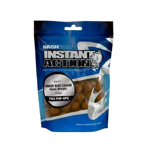 NASH INSTANT ACTION CANDY NUT CRUSH 200g