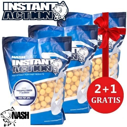 NASH INSTANT ACTION PINEAPPLE CRUSH BOILIE 3X2 20 MM