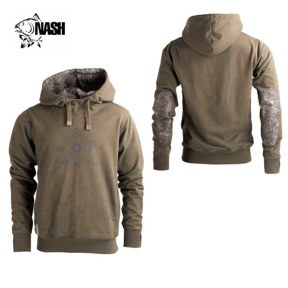 NASH ZT ELEMENTS HOODY XL EL CARPODROMO