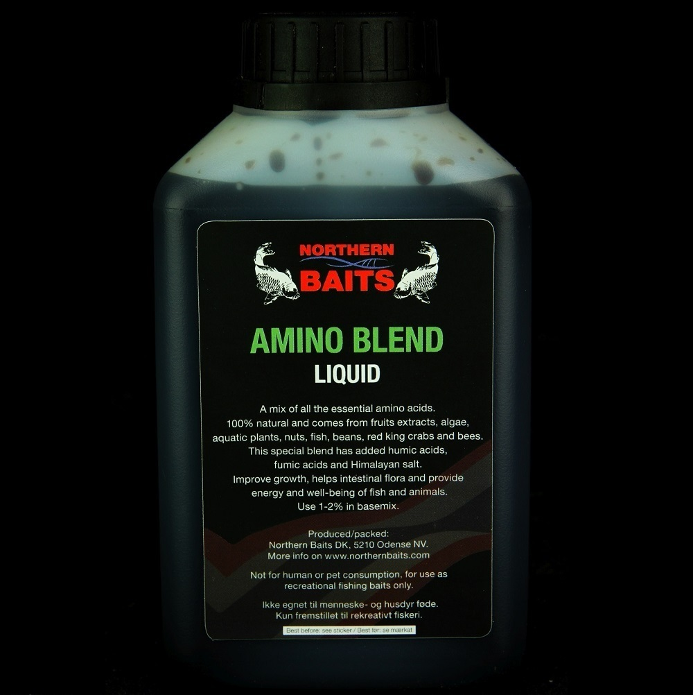 NORTHERN BAITS AMINO BLEND 500 ML EL CARPODROMO