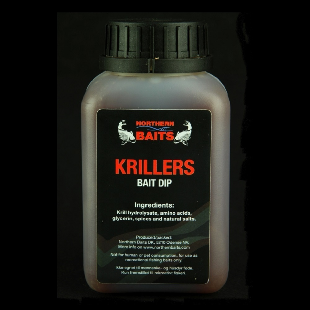 NORTHERN BAITS BAIT DIP KRILLERS 250 ML EL CARPODROMO