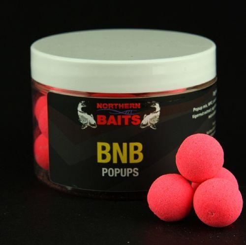NORTHERN BAITS BNB POP UPS PINK 15 mm