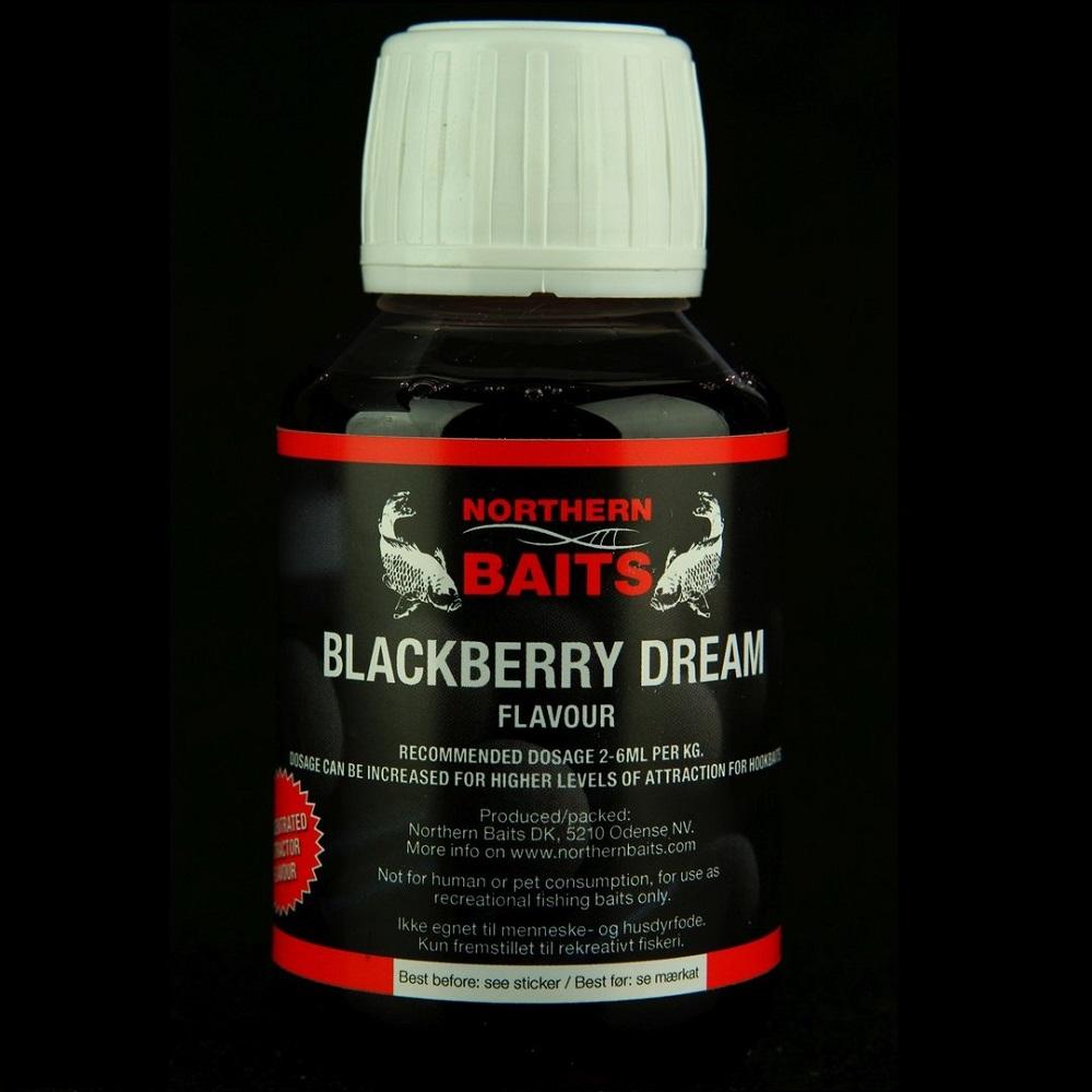 NORTHERN BAITS FLAVOURS BLACKBERRY DREAM 100 ML EL CARPODROMO