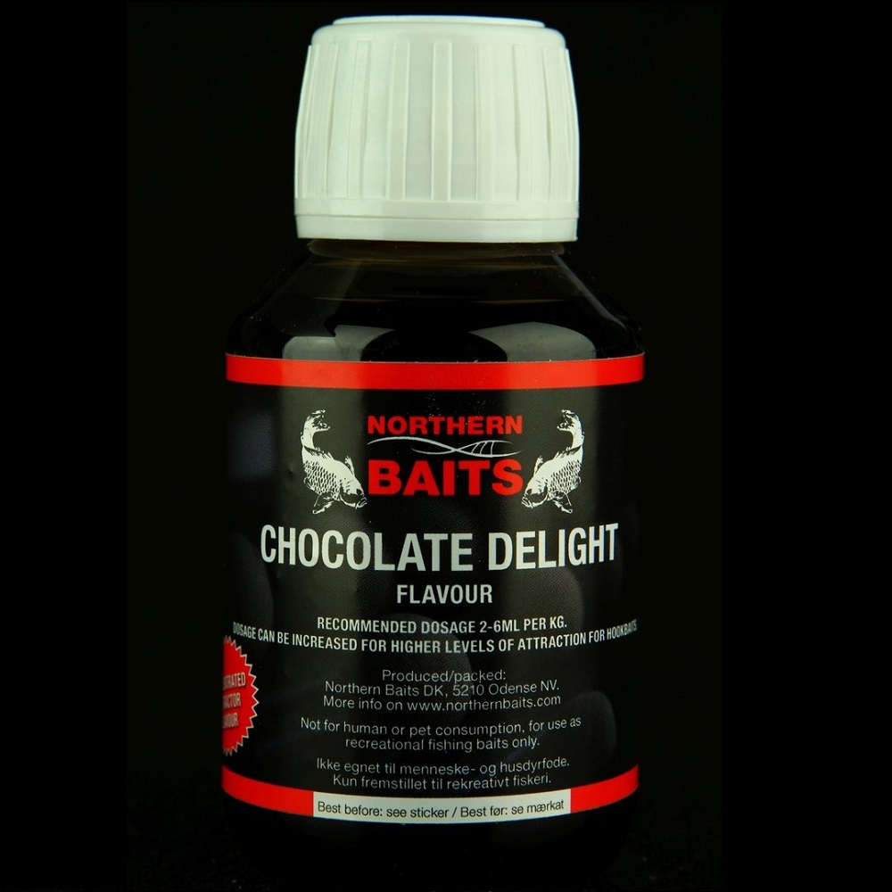 NORTHERN BAITS FLAVOURS CHOCOLATE DELIGHT 100 ML EL CARPODROMO
