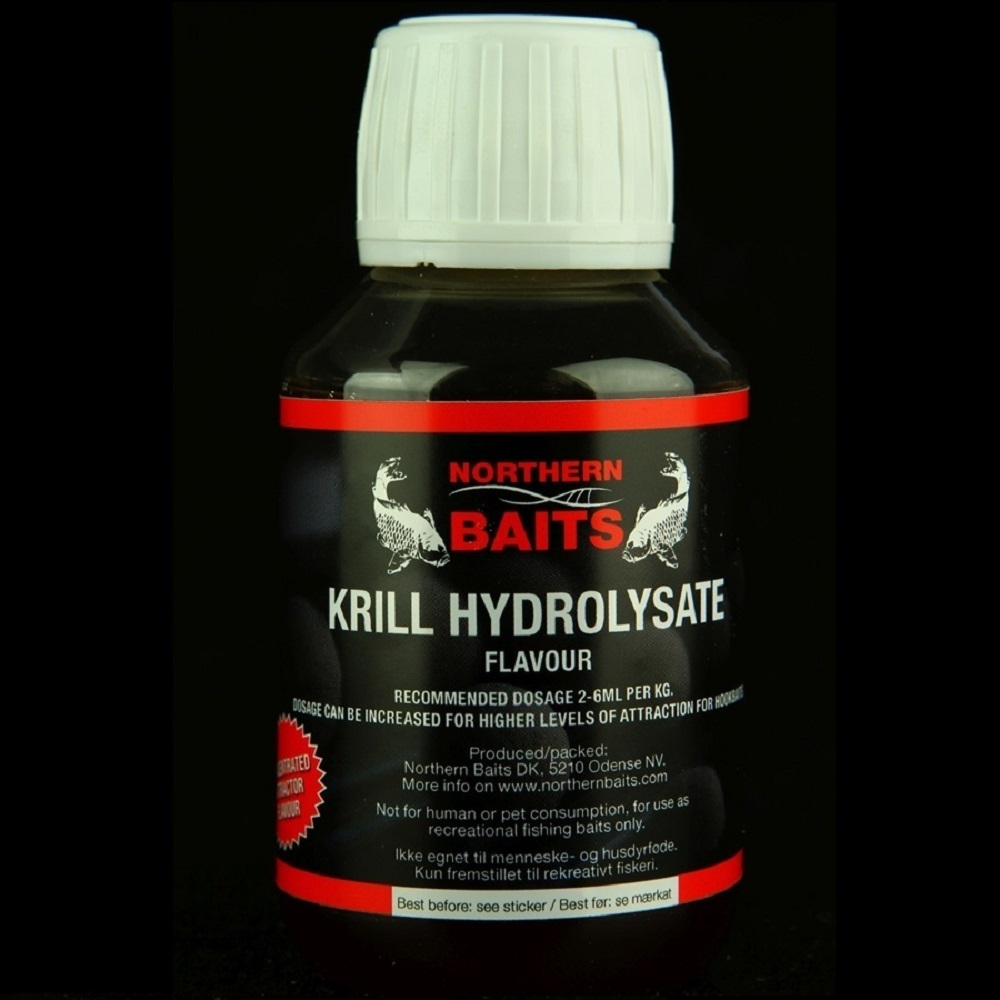 NORTHERN BAITS FLAVOURS KRILL HYDROLYSATE 100 ML EL CARPODROMO