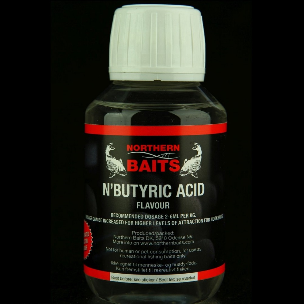 NORTHERN BAITS FLAVOURS NBUTYRIC ACID 100 ML EL CARPODROMO