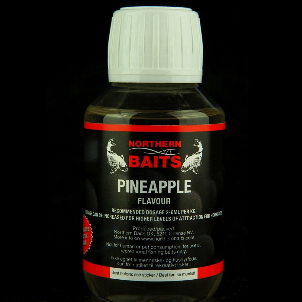 NORTHERN BAITS FLAVOURS PINEAPPLE 100 ML EL CARPODROMO