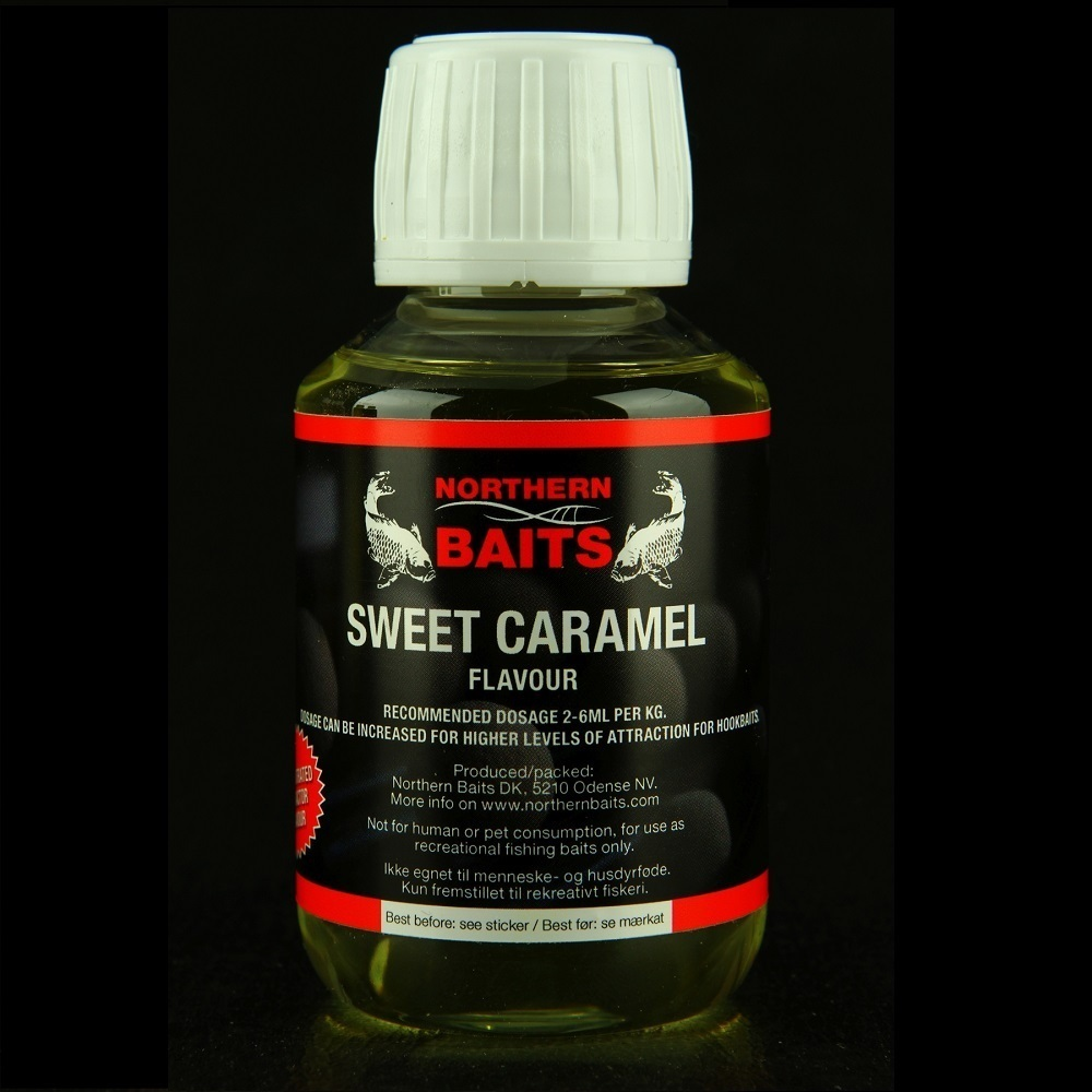 NORTHERN BAITS FLAVOURS SWEET CARAMELO 100 ML EL CARPODROMO