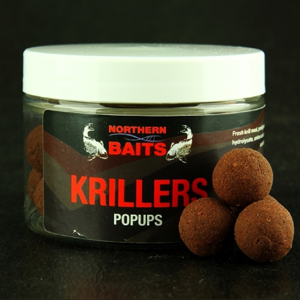 NORTHERN BAITS POP UPS KRILLERS 15 MM EL CARPODROMO