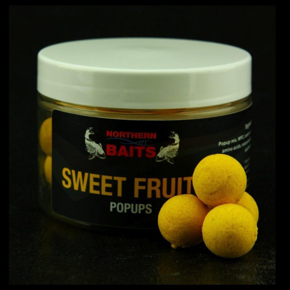 NORTHERN BAITS POP UPS SWEET FRUITY 15 MM