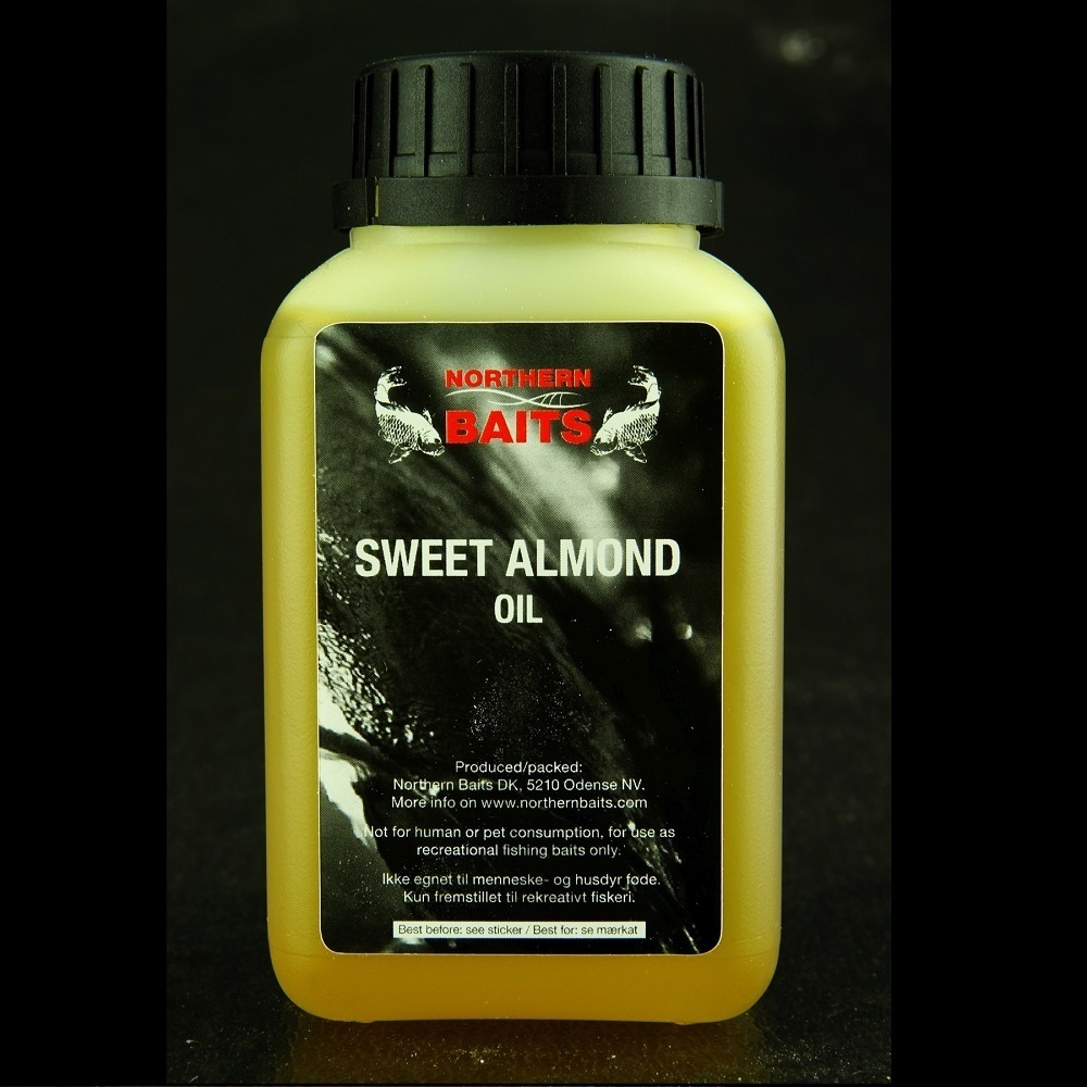 NORTHERN BAITS SWEET ALMOND OIL 250 ML EL CARPODROMO