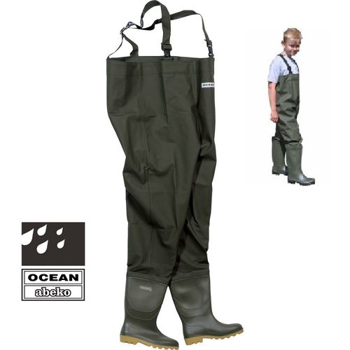 OCEAN JUNIOR CHEST WADER TALLA 36 Hay