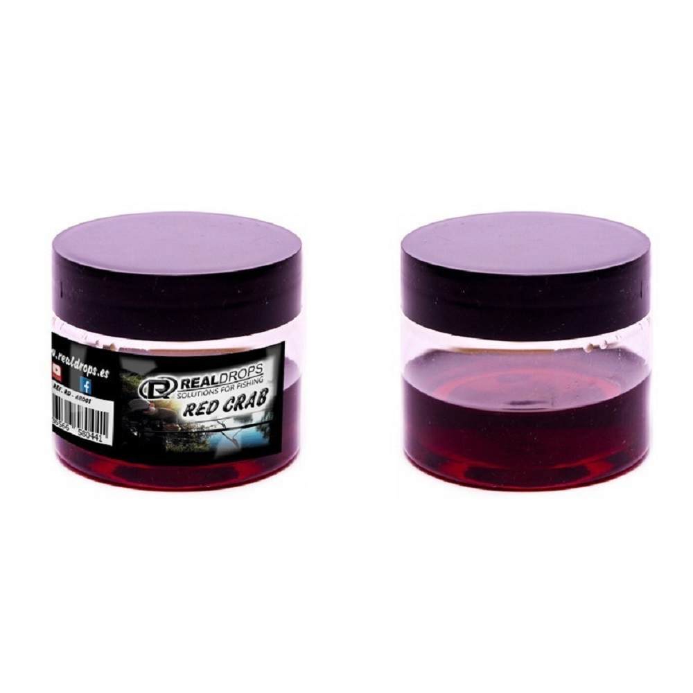 REAL DROPS ESENCIA RED CRAB 50 ML EL CARPODROMO