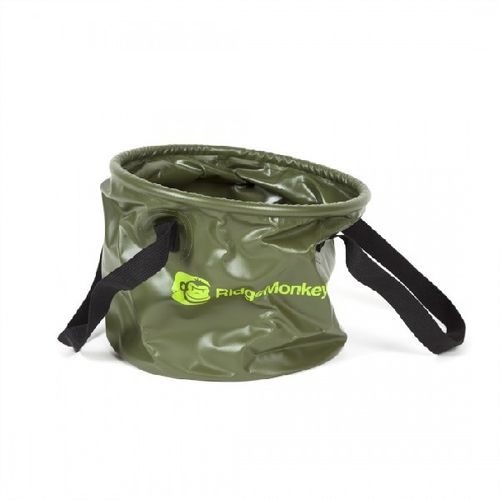 RIDGEMONKEY COLLAPSIBLE WATER BUCKETS 10L