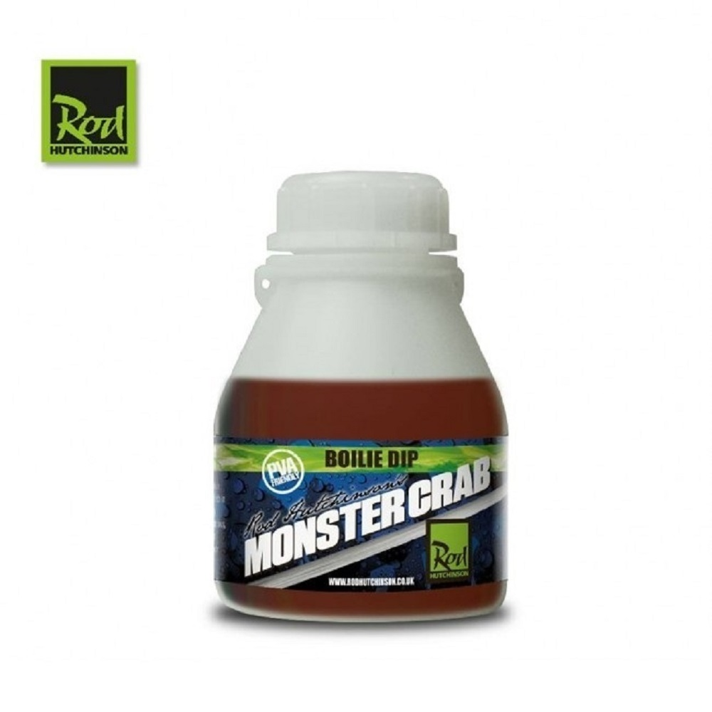 ROD HUTCHINSON MONSTER CRAB BOILIE DIP 250 ML EL CARPODROMO