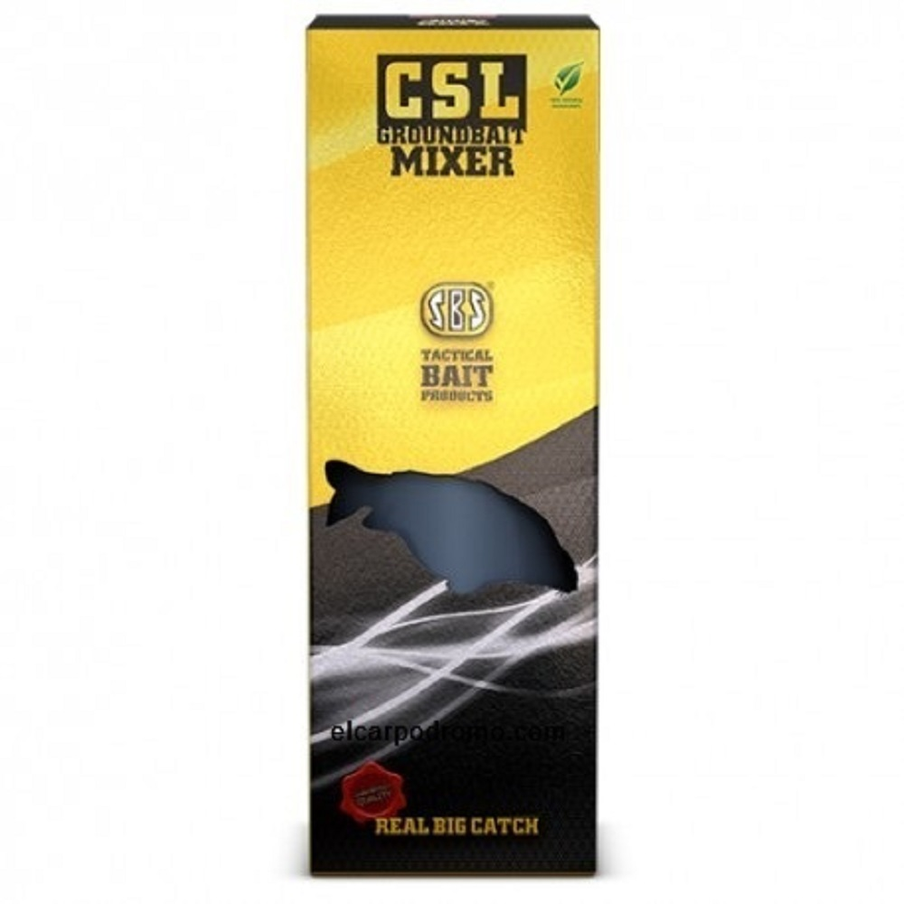 SBS CSL GROUNDBAIT MIXER SCOPEX 1 LITRO EL CARPODROMO