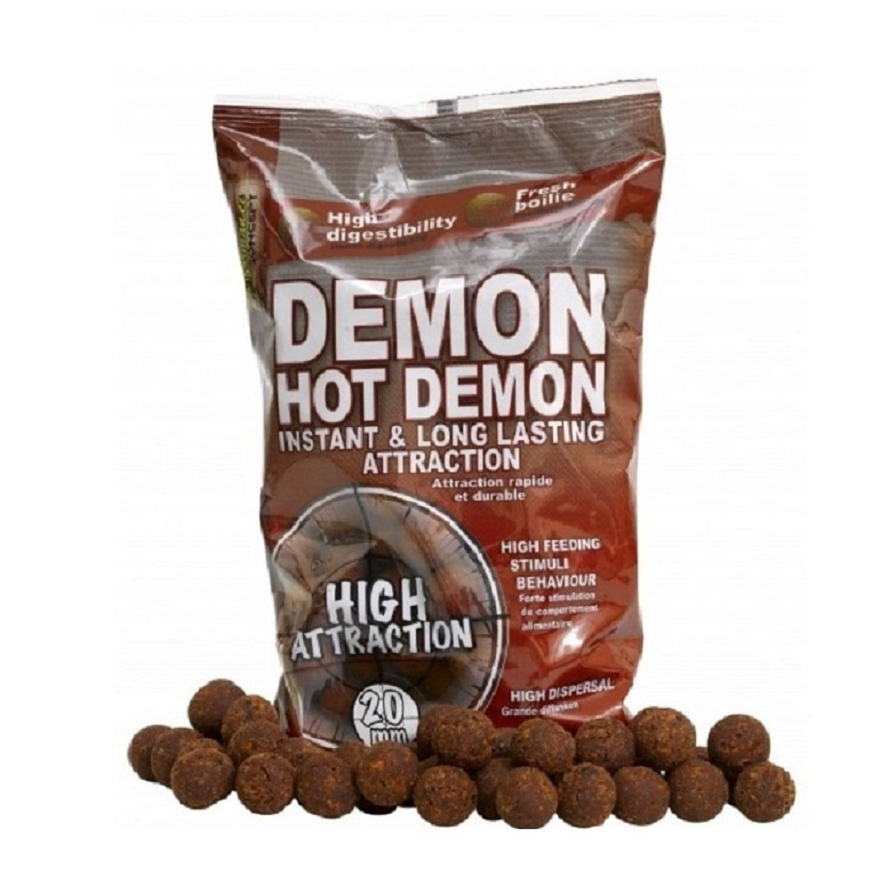STARBAITS DEMON HOT DEMON 10 MM 1 KG EL CARPODROMO