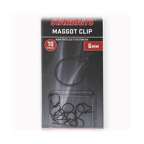 STARBAITS MAGGOT CLIP EL CARPODROMO